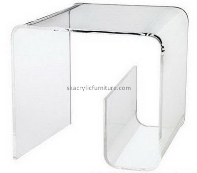 Customize plexiglass coffee table and end tables AT-631