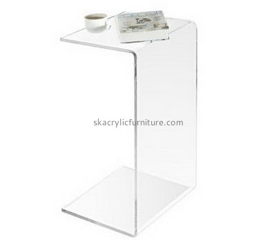 Customize lucite small side coffee table AT-635
