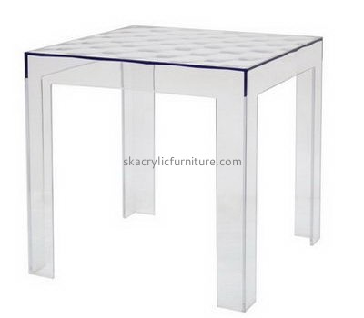 Customize perspex square coffee table AT-637