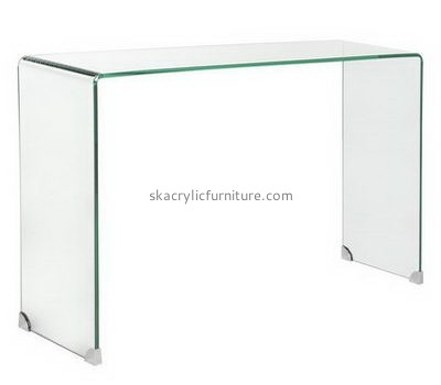 Customize lucite skinny side table AFS-638