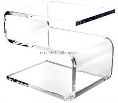 Customize lucite side tables for living room AT-641