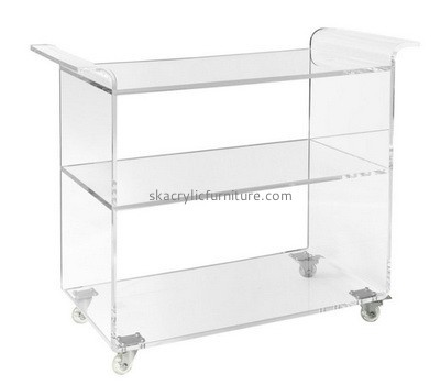 Perspex side tables for living room AT-642