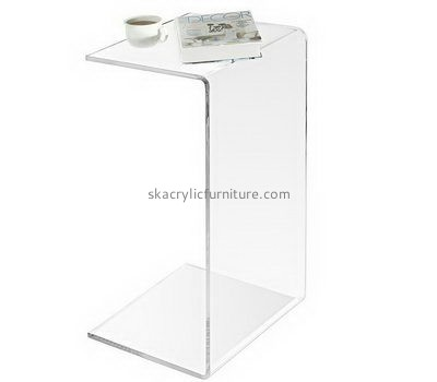 Custom small acrylic side coffee table AT-709