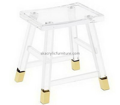 Customize clear acrylic stool AT-720