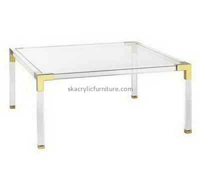 Customize large acrylic coffee table AT-725