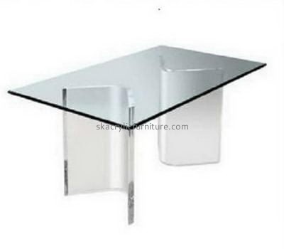 Customize large acrylic coffee table AT-726