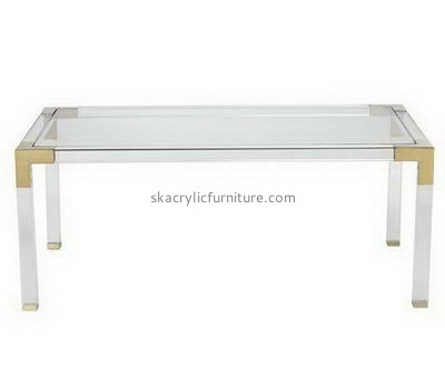 Customize long acrylic coffee table AT-728