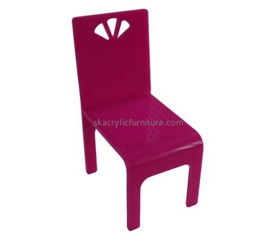 Custom acrylic dining chair AC-020