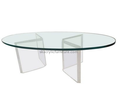 Custom round acrylic table AT-758