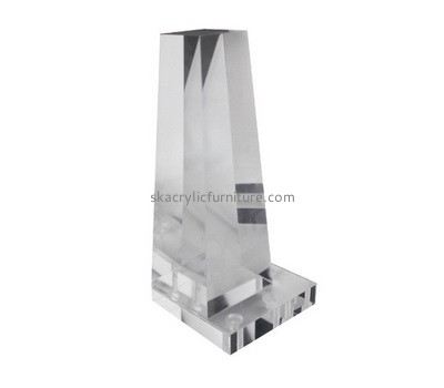 Custom lucite table leg AL-032