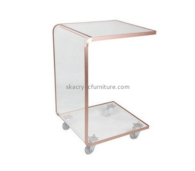 Custom acrylic side table AT-771